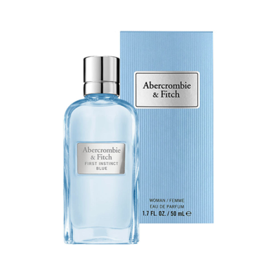 eeb37f7a6e2 Abercrombie & Fitch – First Instinct Blue For Her EDP 50ml