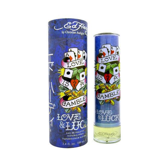 Ed Hardy Love Luck EDT 50