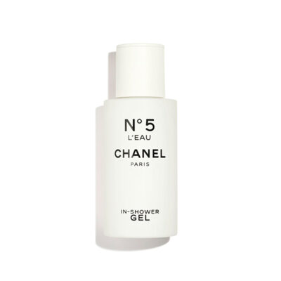 no5 leau shower gel 100
