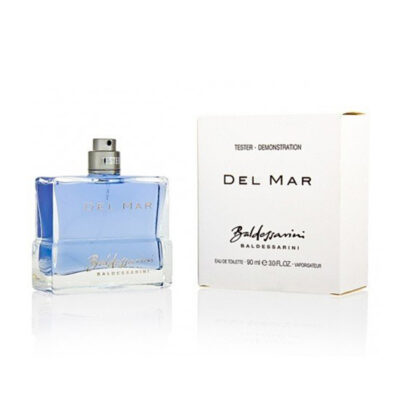 del mar edt 90ml tester