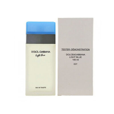 light blue edt 100ml TESTER