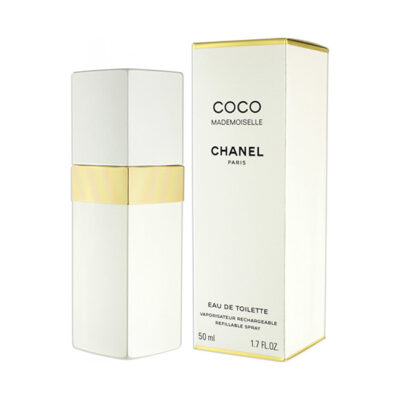 coco mademoiselle EDT 50ml refillable 1