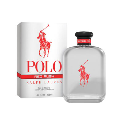 Polo Red Rush EDT 125ml