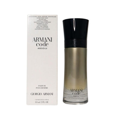 code absolu pour homme TESTER 60ml